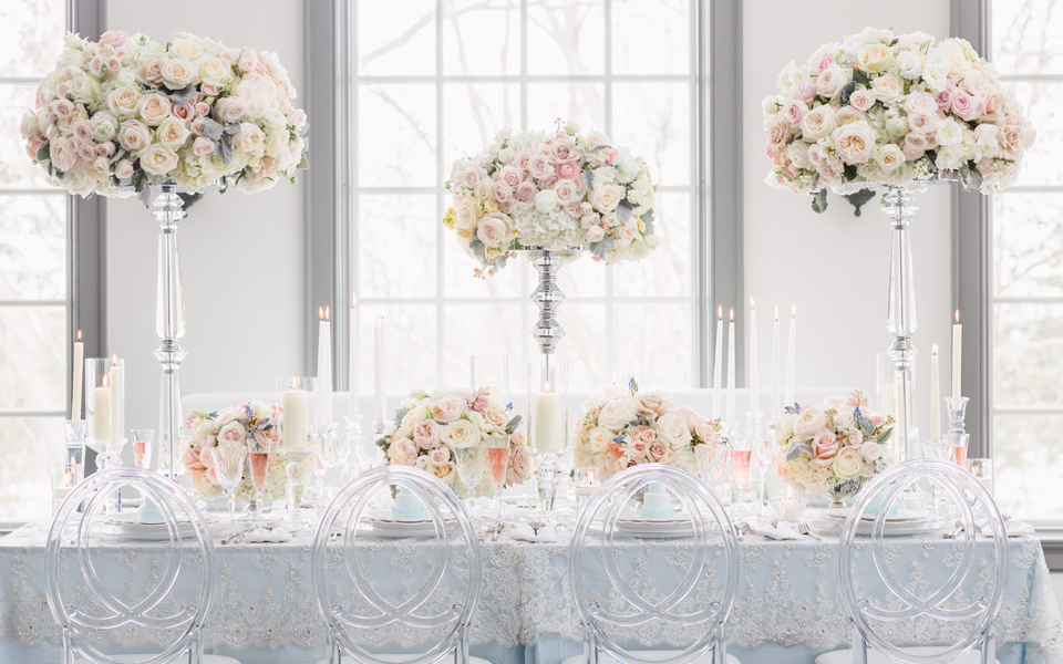 Featured: Wedluxe
